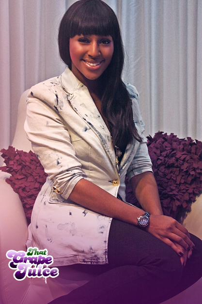 alex tgj 3 Hot Shot: That Grape Juice Interviews Alexandra Burke