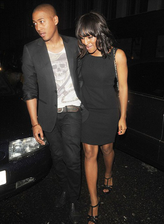 alex tt Hot Shots: Alexandra Burke Steps Out With new Boyfriend?