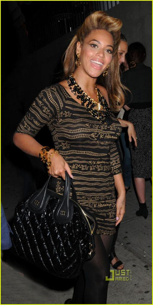 bb Hot Shots: Beyonce At Spring Fling Party