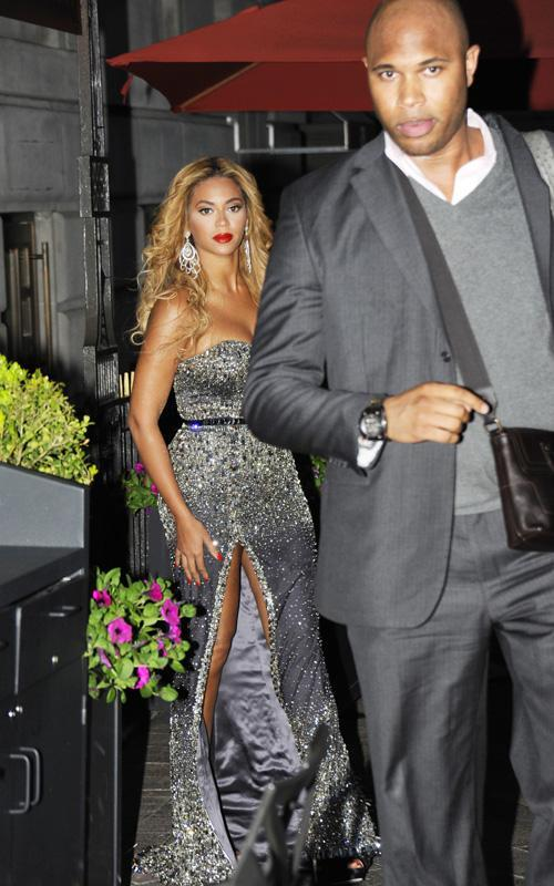 beyonce Hot Shot: Beyonce Heads To White House State Dinner