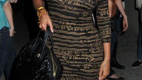 Hot Shots: Beyonce At Spring Fling Party