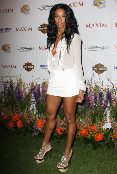 ciara 5 Hot Shots: Ciara At Maxim Hot 100 Party