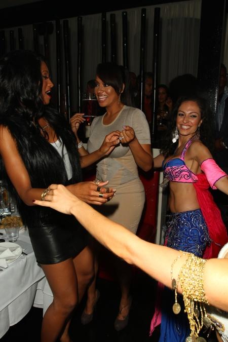 cicilala2 Hot Shots: Ciara At LaLas Birthday Bash