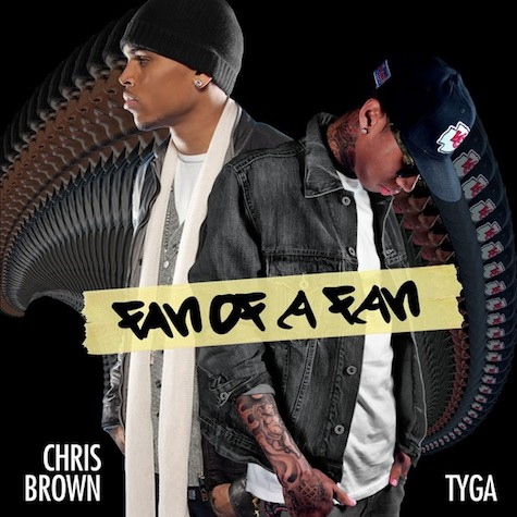 fan of a fan Chris Brown & Tyga Reveal Mixtape Cover