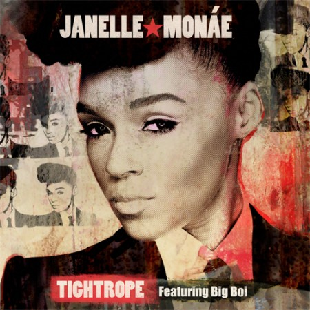 janellemonae tightrope Janelle Monáe Performs On Lopez Tonight