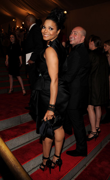 janet55 Hot Shots: Janet At MET Gala