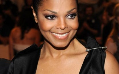 Hot Shots: Janet At MET Gala