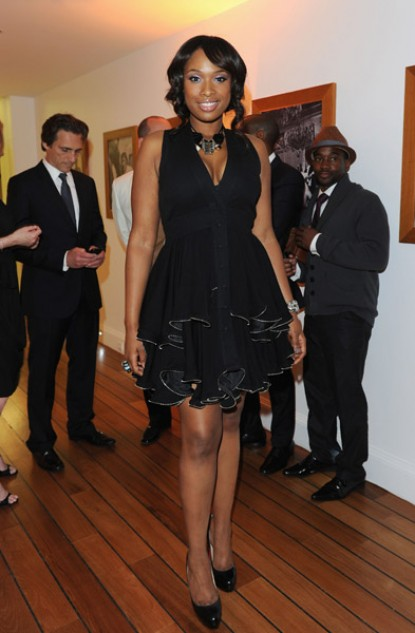 jennifer hudson12 e1274023320370 Hot Shots: Jennifer Hudson Flaunts New Slim Figure