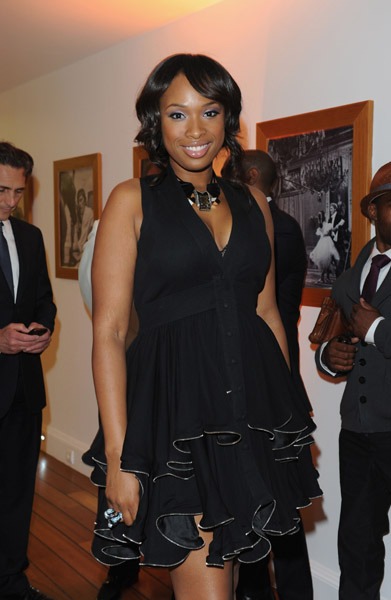 jennifer hudson22 Hot Shots: Jennifer Hudson Flaunts New Slim Figure