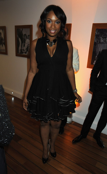 jhuds Hot Shots: Jennifer Hudson Flaunts New Slim Figure