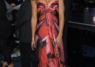 Hot Shots: Kelly Rowland At The 2010 WMA
