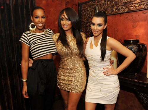 kelly 7 e1273332169512 Hot Shots: Kelly Rowland At LaLas Bachelorette Party