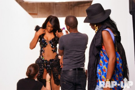 kelly commander 6 475x316 Hot Shots: Kelly Rowland Shoots Commander