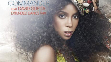 Kelly Rowland's 'Commander (Extended Dance Mix)' Single Cover