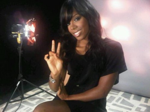 kelly vh1 e1274952271428 Hot Shot: Kelly Rowland In New York