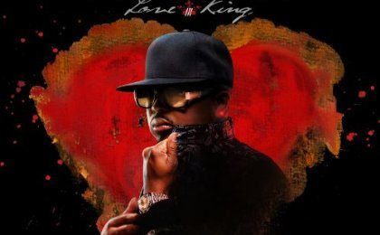 The-Dream Reveals 'Love King' Cover