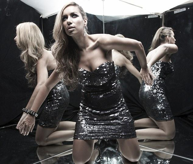 leona Leona Lewis Comes To Life At Rock In Rio