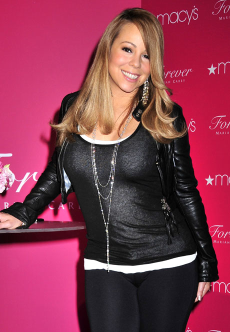 mariah22 Mariah Readies New Fragrance...Lollipop Bling