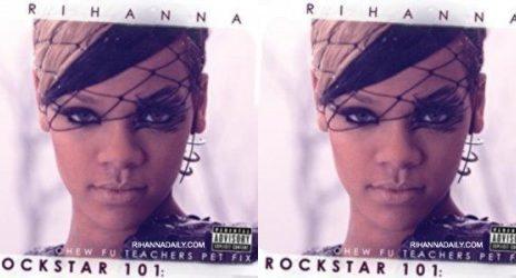 Behind The Scenes Of Rihanna's 'Rockstar 101' Video