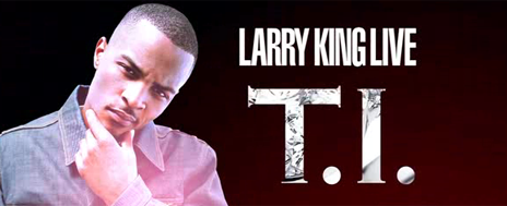 T.I. Guests On 'Larry King Live'