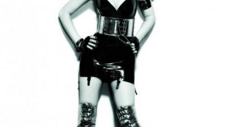 Christina Aguilera Performs 'Not Myself Tonight' In Las Vegas