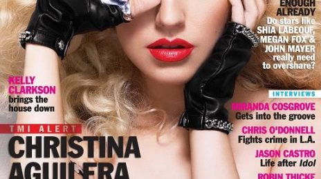 Hot Shots: Christina On Double Covers