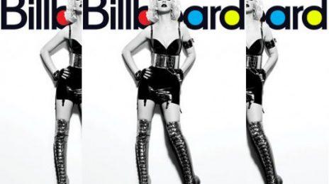 "Christina Aguilera Says Calls Lady GaGa Comparisons ""Weird"""