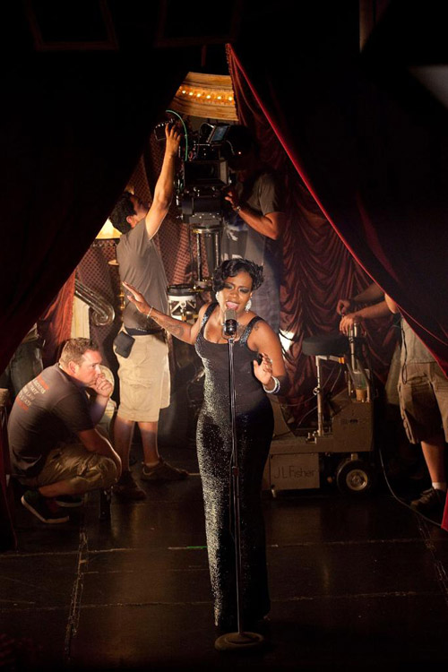 Fantasia performance music video1 Fantasia Switches 2nd Single