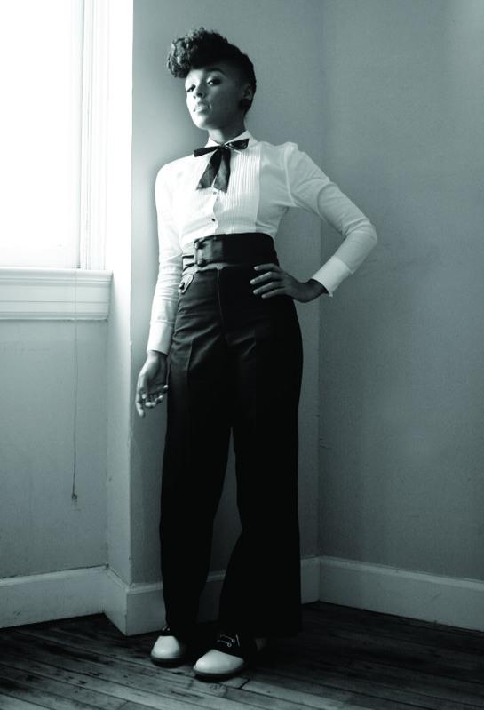 Janelle Monàe Janelle