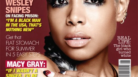 Hot Shot: Kelis On The Cover Of PRIDE