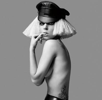 Lady GaGa Sneak Peek: Lady GaGa Talks With Larry King