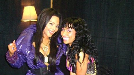 Lil Kim Address Beef With Nicki Minaj