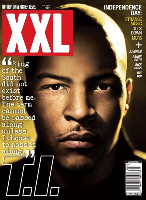 Hot Shot: T.I. Covers XXL