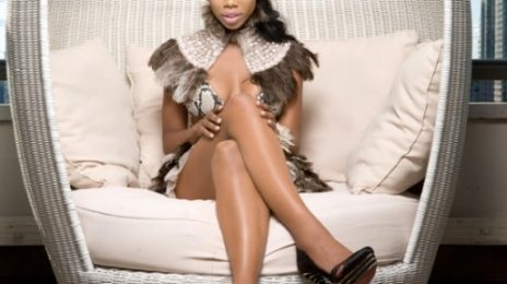 New Song: Brandy - 'How High' (Snippet)