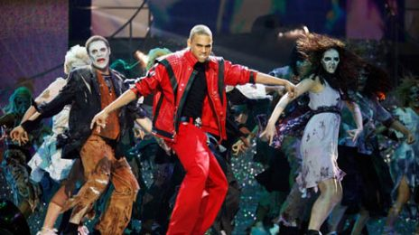 Chris Brown To Honor Michael Jackson At The BET Awards
