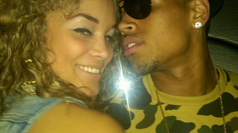 Hot Shot: Chris Brown Parties With New Girlfriend