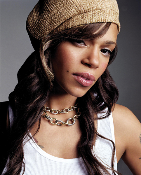 faith Breaking: Faith Evans Gets Arrested