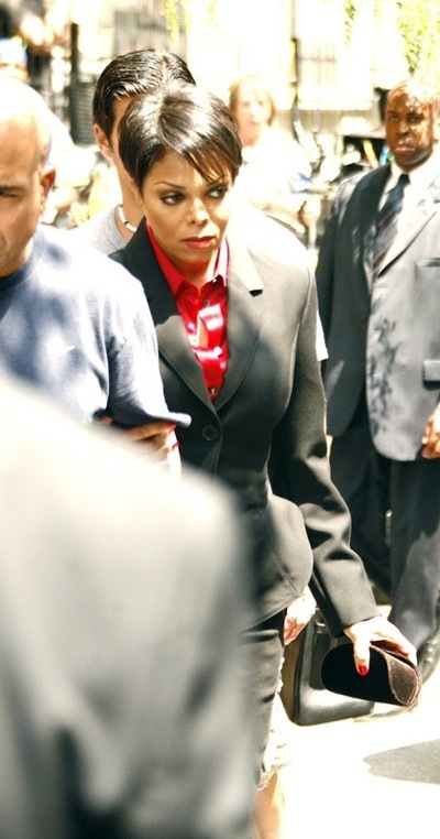 janet girls 33 Hot Shots: Janet On Set Of New Tyler Perry Movie