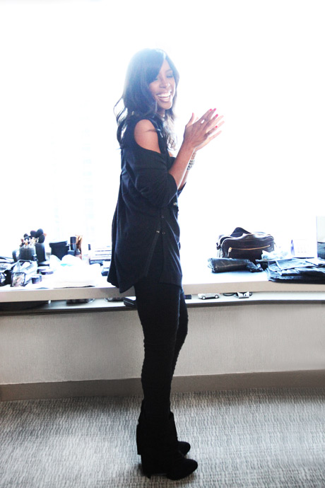 k141 Kelly Rowlands Elle Shoot