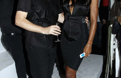 Hot Shots: Kelly Rowland At Jean Paul Gaultier Show