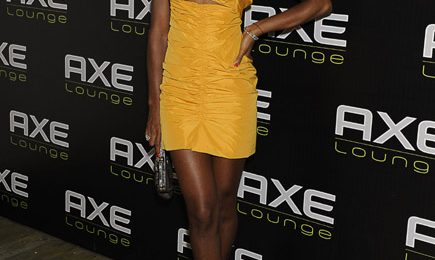 Hot Shots: Kelly Rowland At AXE Lounge