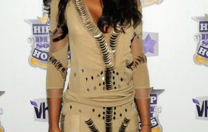 Hot Shots: Kelly Rowland At VH1 Hip-Hop Honors
