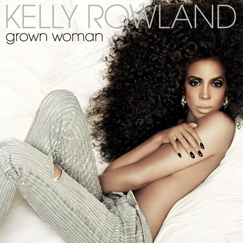 kellygw Kelly Rowland Grown Woman & Rose Colored Glasses Single Covers