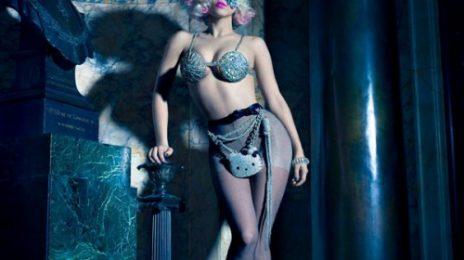 Lady GaGa Debuts New Song