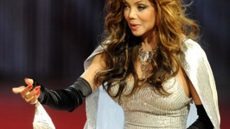 LaToya Jackson Performs 'Earth Song' In Russia