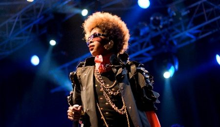 Lauryn Hill Performs 'Lost Ones' At Rock The Bells