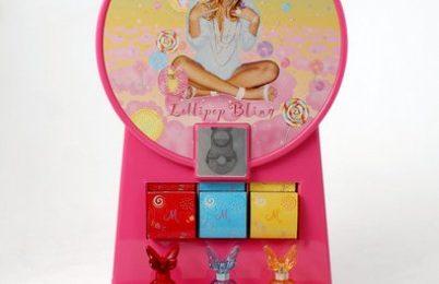 Hot Shot: Mariah's 'Lollipop Bling' Fragrances