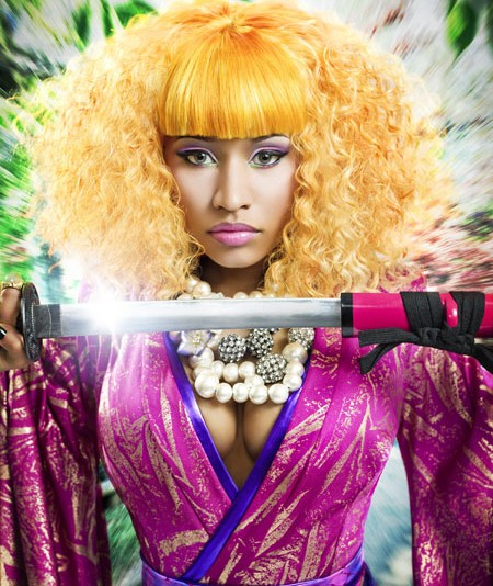nicki1 e1279998833351 Nicki Minaj Enlists Will.i.Am For Debut LP