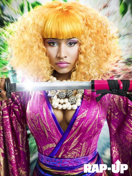 nicki1 New Nicki Minaj Promo Pics