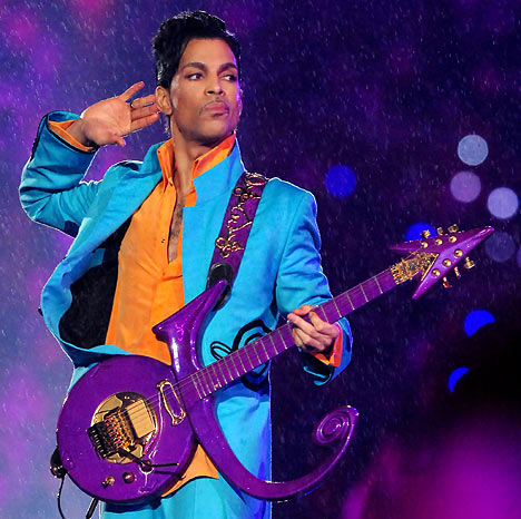 prince 2 Prince To Receive BET Lifetime Achievement Award